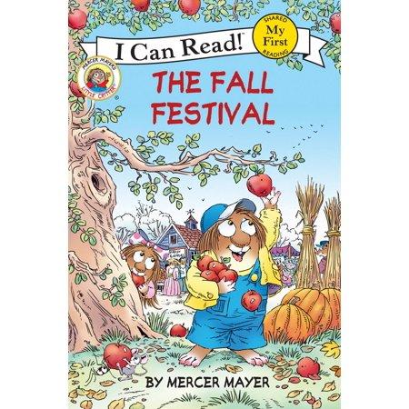 Little Critter: The Fall Festival - - Fall Festival Ideas For School