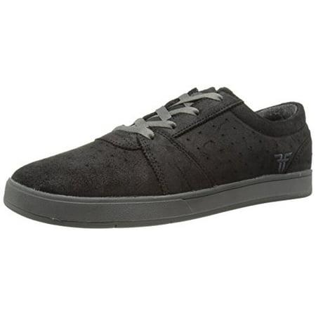 Fallen Men's Rise Skateboard Shoe, Black/Ash Grey, 7 M US ()