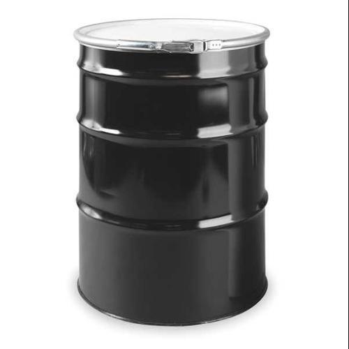 SKOLNIK CQ5504Q Transport Drum,Open Head,55 gal.,Black G5694281