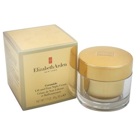 Elizabeth Arden Ceramide Lift & Firm Night Cream, 1.7