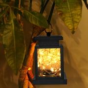 Solar Garden Hanging Lanterns
