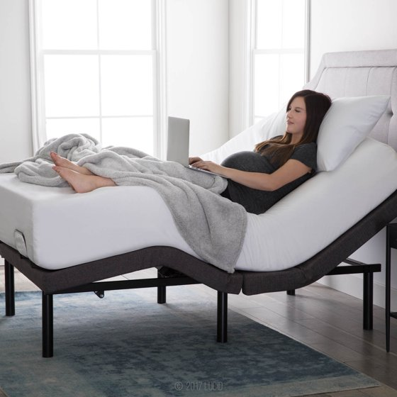 Lucid L300 Adjustable Bed Base (Twin XL)