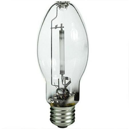GE 11339 (10-Pack) LU70/MED 70-Watt High Pressure Sodium HID Light Bulb, 1900K, 6400 Lumens, E26 Base