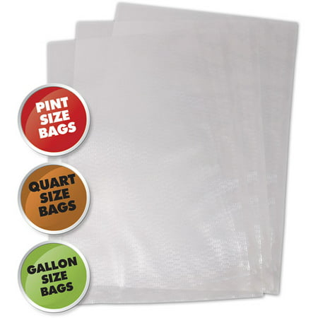 Weston Vacuum Sealer Bag, 50 Pack 30-0107-W
