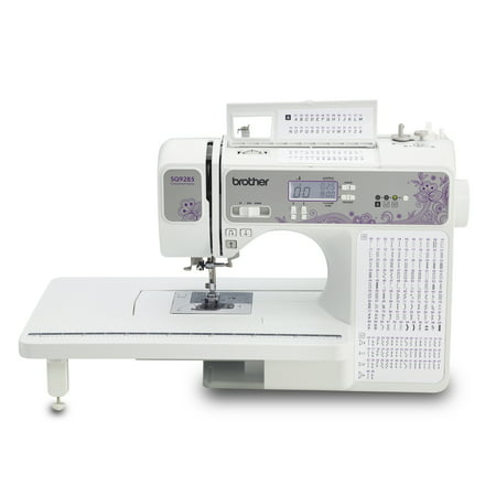 Brother SQ40 40Stitch Computerized Sewing Amp Quilting Machine Unique Quilting On Regular Sewing Machine