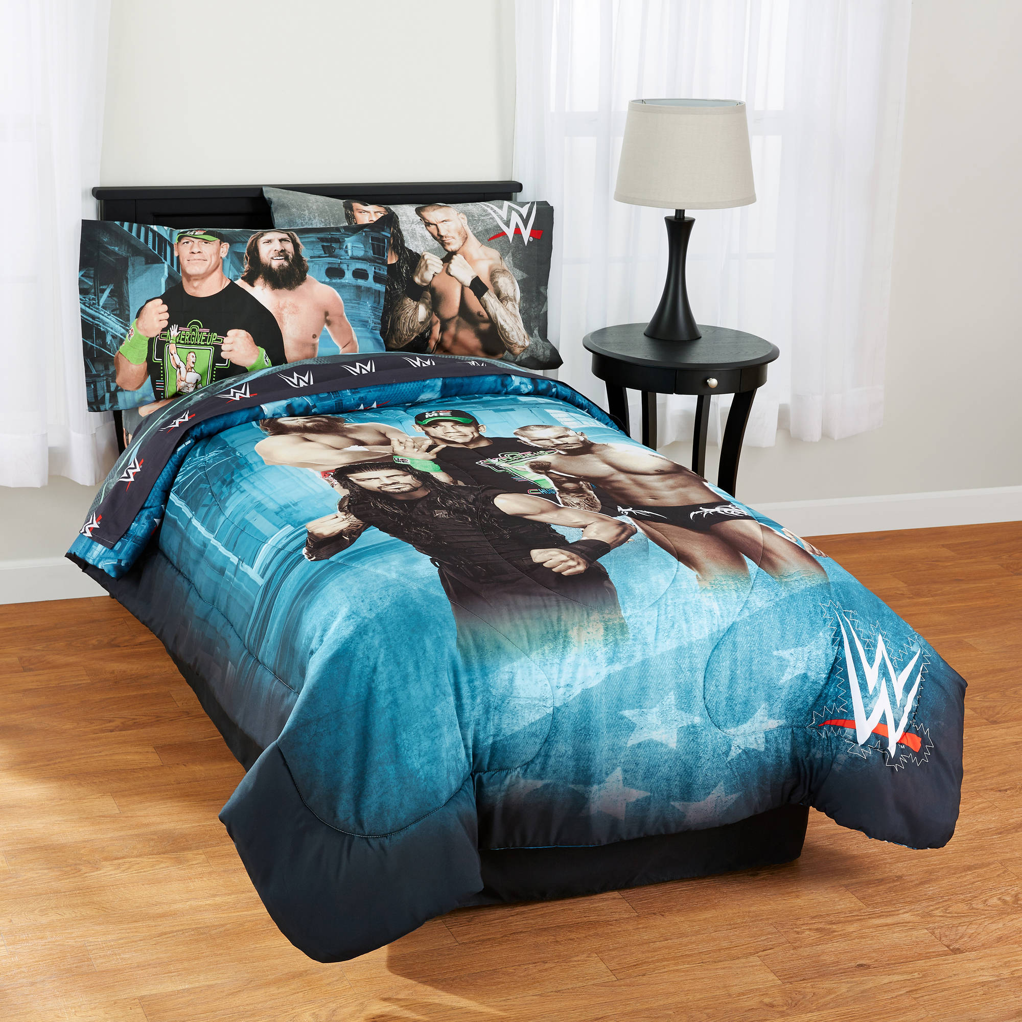 "WWE ""Industrial Strength"" Bedding Comforter"