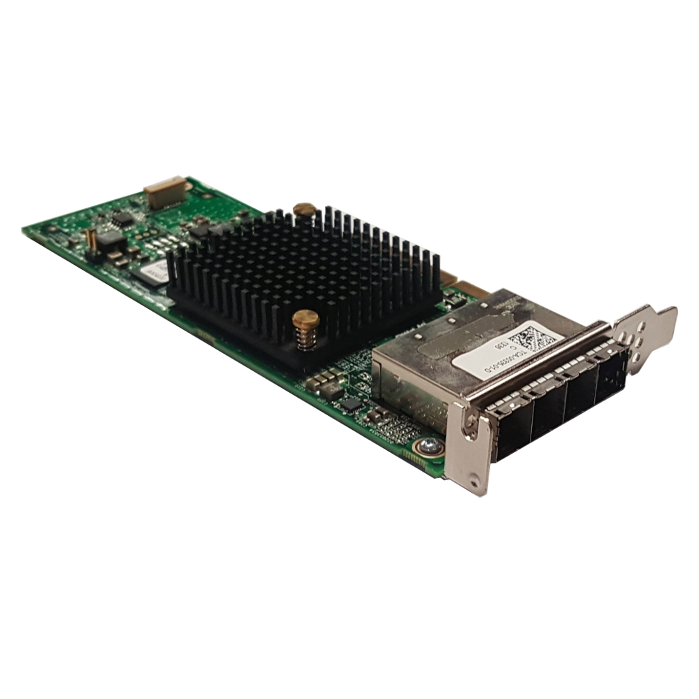 PMC Adaptec 70165H PCIe x8 6Gb/s SAS Host Bus Adapter Refurbished