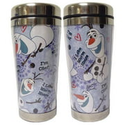 Home Locomotion Disney Frozen Olaf 16 Oz. Acrylic Travel Mug