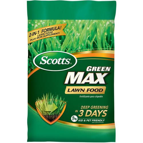Scotts Green MAX Lawn Food, 5000 sq ft