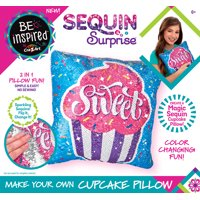 Deals on Cra Z Art Be Inspired Make Your Own Sequin Pillow