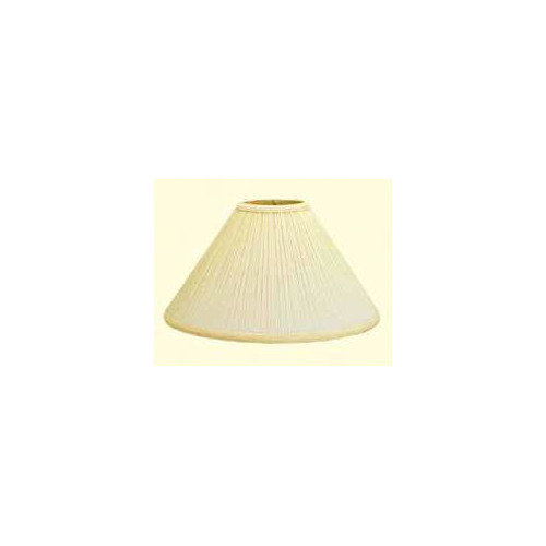Deran Lamp Shades 21'' Mushroom Pleat Empire Lamp Shade