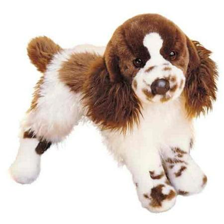 Plush Oglivy Springer Spaniel Stuffed Dog - Stuffed Dogs