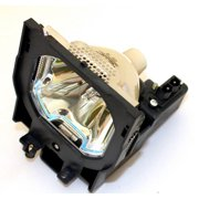 Sanyo POA-LMP49 Projector Housing with Genuine Original OEM Bulb