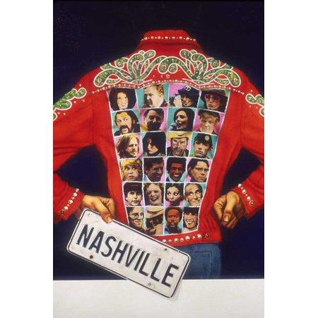 Nashville POSTER Movie D Mini - Halloween Nashville Weather