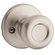 Kwikset 94880-520 Satin Nickel Tylo Half-Inactive Knob
