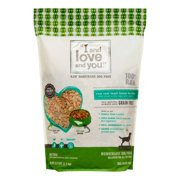 I and Love and You In the Raw Dehydrated Dog Food, Raw Raw Lamb Boom Ba Dinner, 5.5 Lb