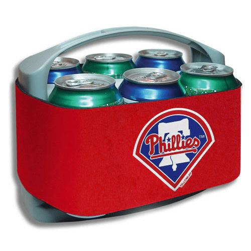 Philadelphia Phillies Cool Six Cooler - No Size