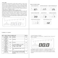 Yosoo X5 OBDII HUD Head Up Display Windscreen Projector Speed Warning System Alarm 3 for Car Trucks