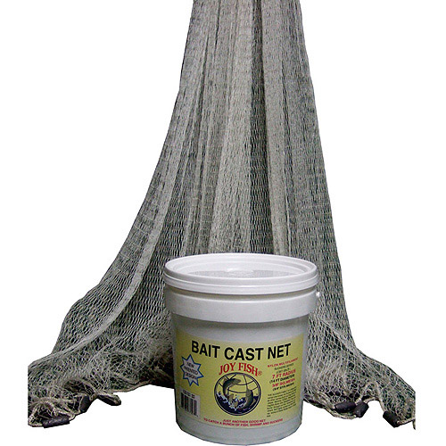 Lee Fisher Nylon Cast Net