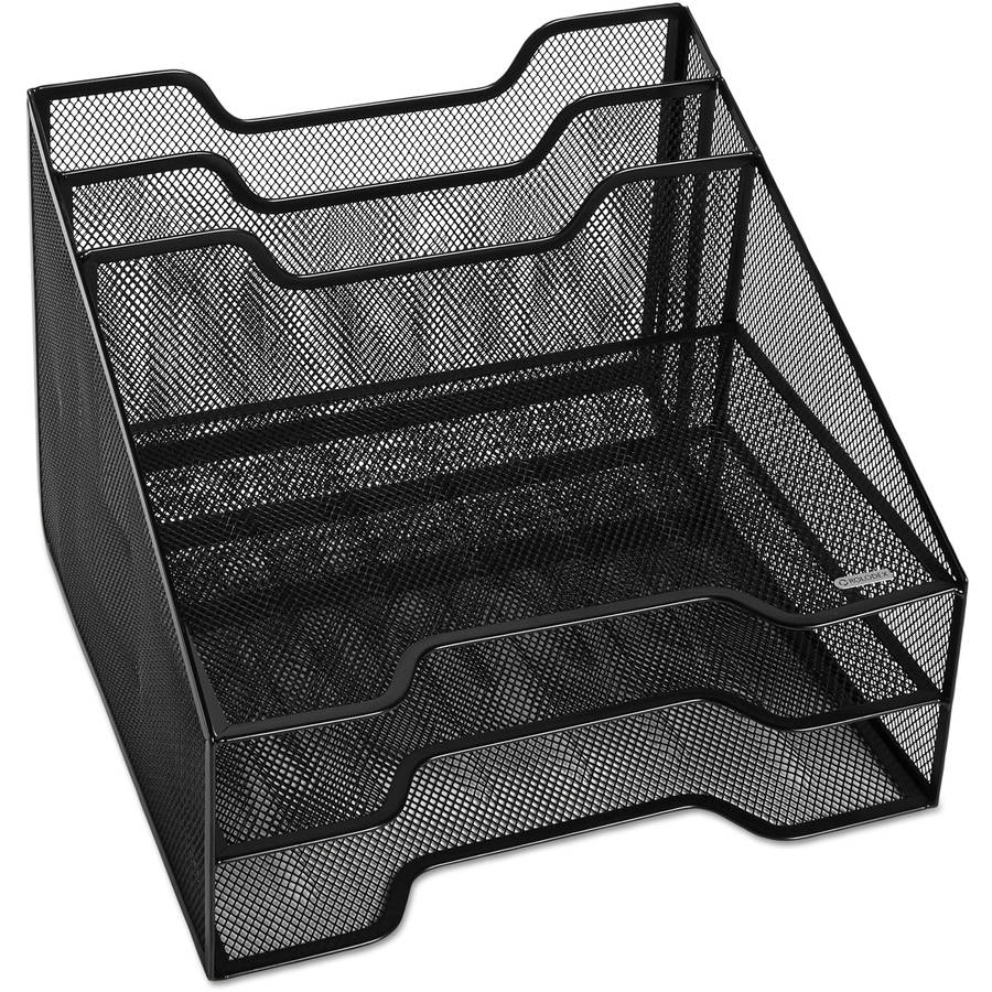 Rolodex Combination Sorter, 5 Sections, Black