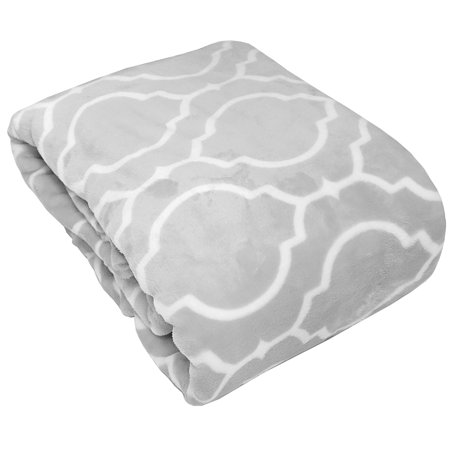"Your Zone 66"" x 90"" Lattice Throw Blanket, 1 Each"