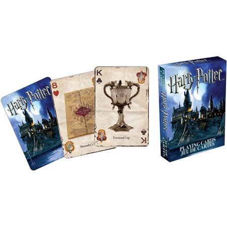 Harry Potter Playing Cards (The City Card Game)