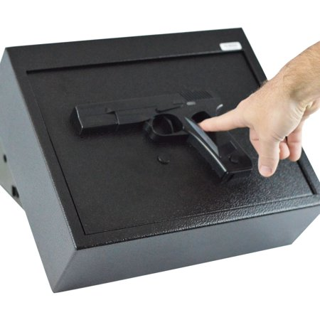 #3 Editor's Choice Fingerprint Wall Gun Safe