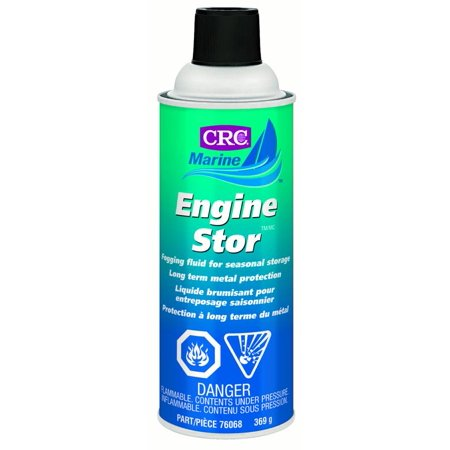 CRC Engine Stor Fogging Oil Aerosol  369 g (Crc Engine)