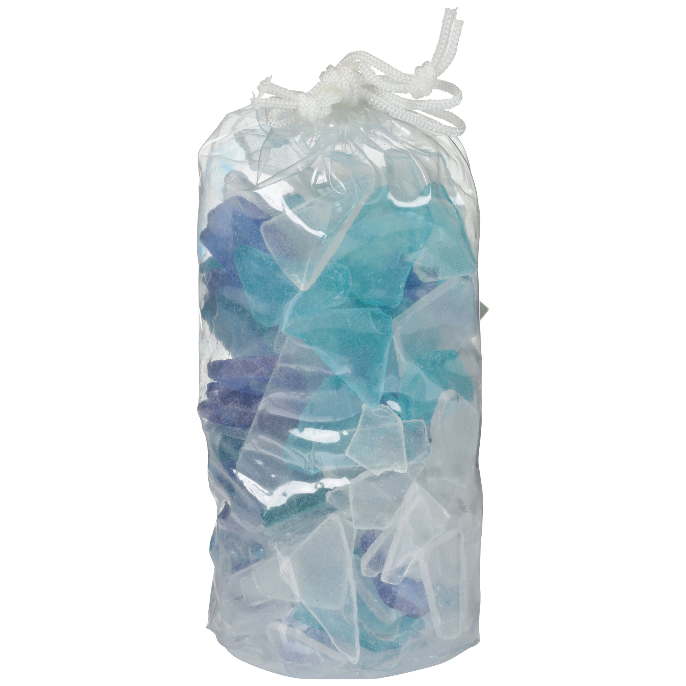 Akasha ocean sea glass 34 oz bag Beach Décor