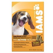 American Distribution & Mfg 19405 Proactive Health Puppy Biscuits, 4-Lb.