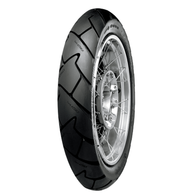 Continental Trail Attack 2 Dual-Sport Radial Front Tire 1120/70R19 60V