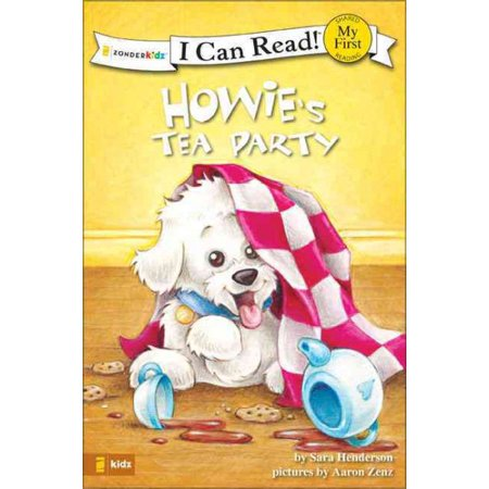 Howie's Tea Party (Zonderkidz I Can Read) - Iparty Application