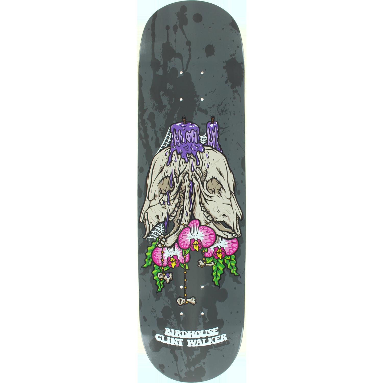 Birdhouse Walker Shrine Skateboard Deck -8.5 DECK ONLY
