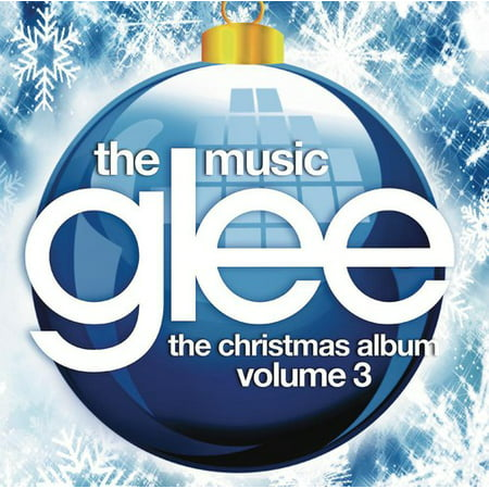 Glee: The Music - The Christmas Album, Vol. 3 (CD)