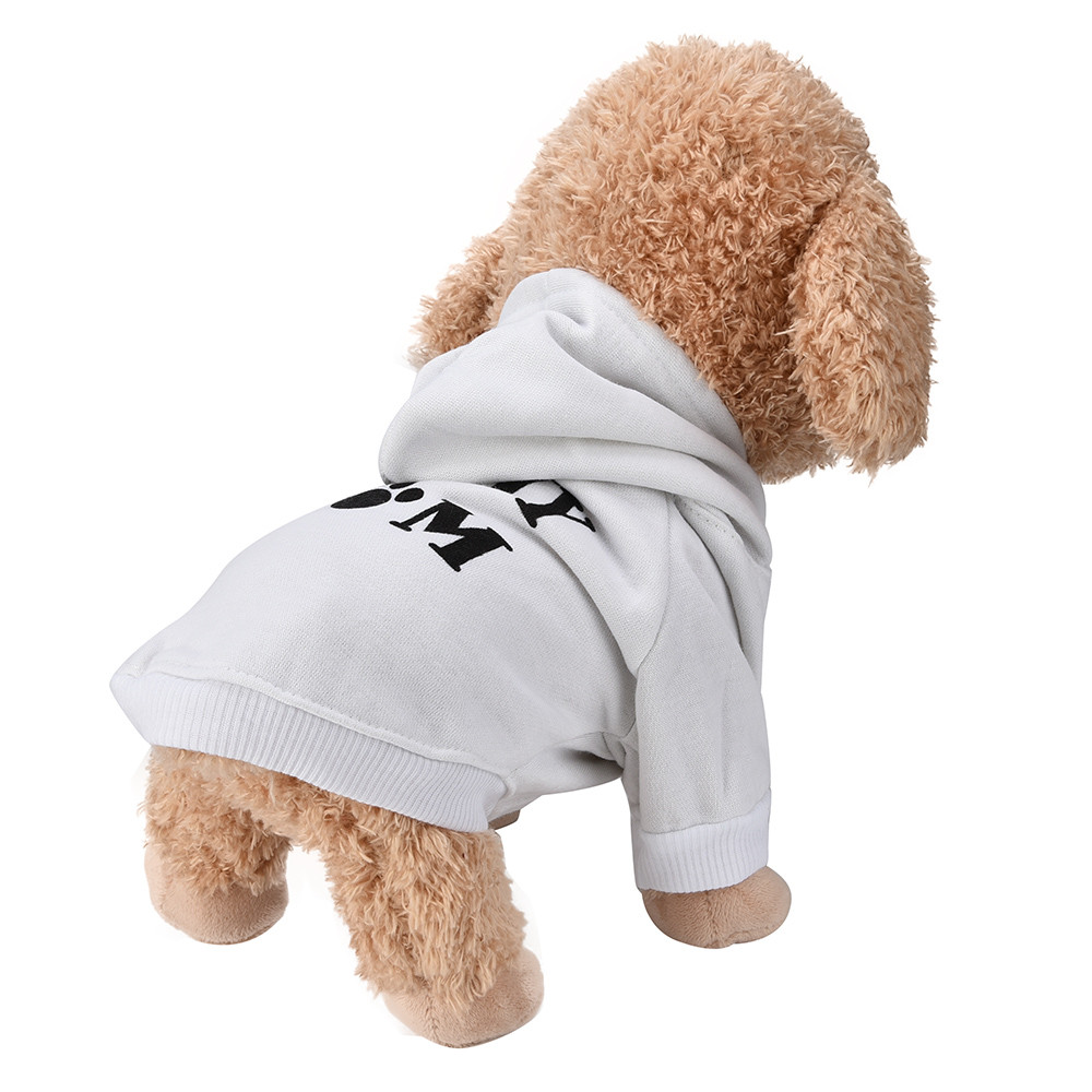 Small Pet Dog Clothes Fashion Costume Puppy Cotton Blend T-Shirt Apparel