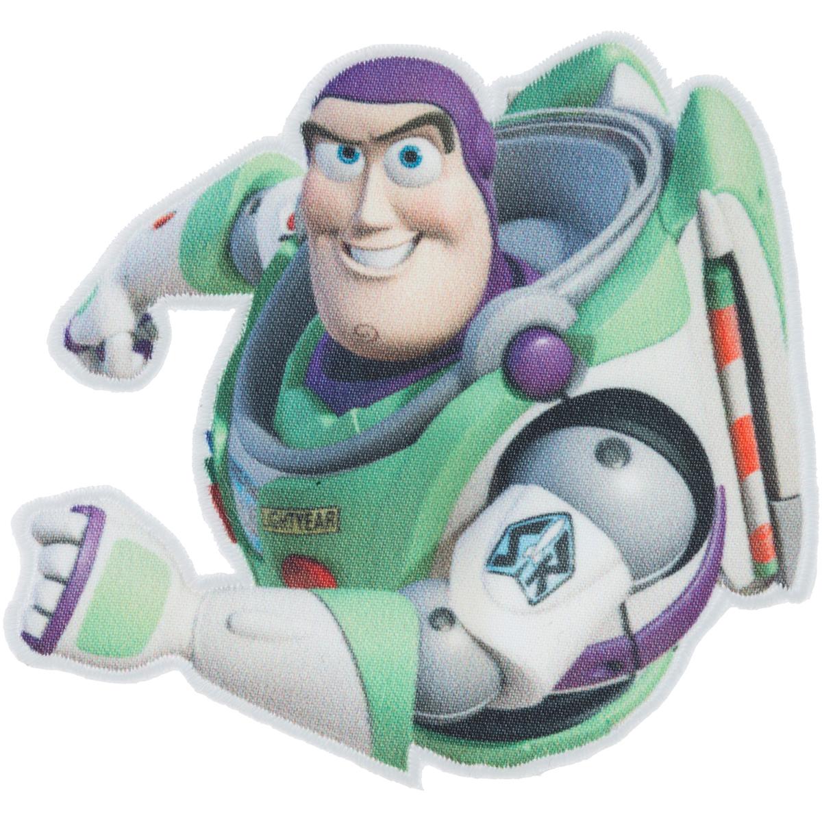 Disney Toy Story Iron-On Applique, Buzz Lightyear