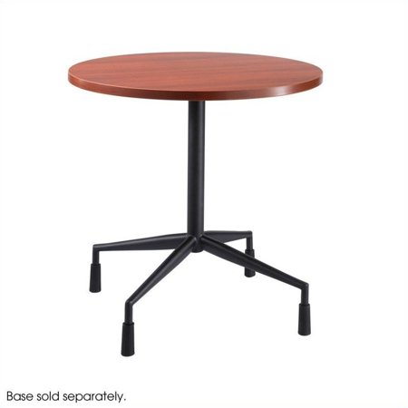 Safco RSVP Round Table Top in Cherry-30 Inch Diameter - image 1 of 2