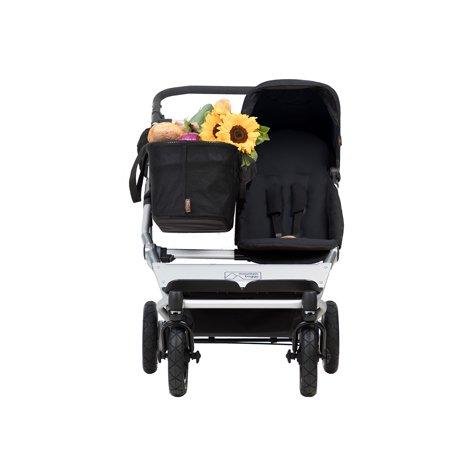 Mountain Buggy Duet as a single Stroller