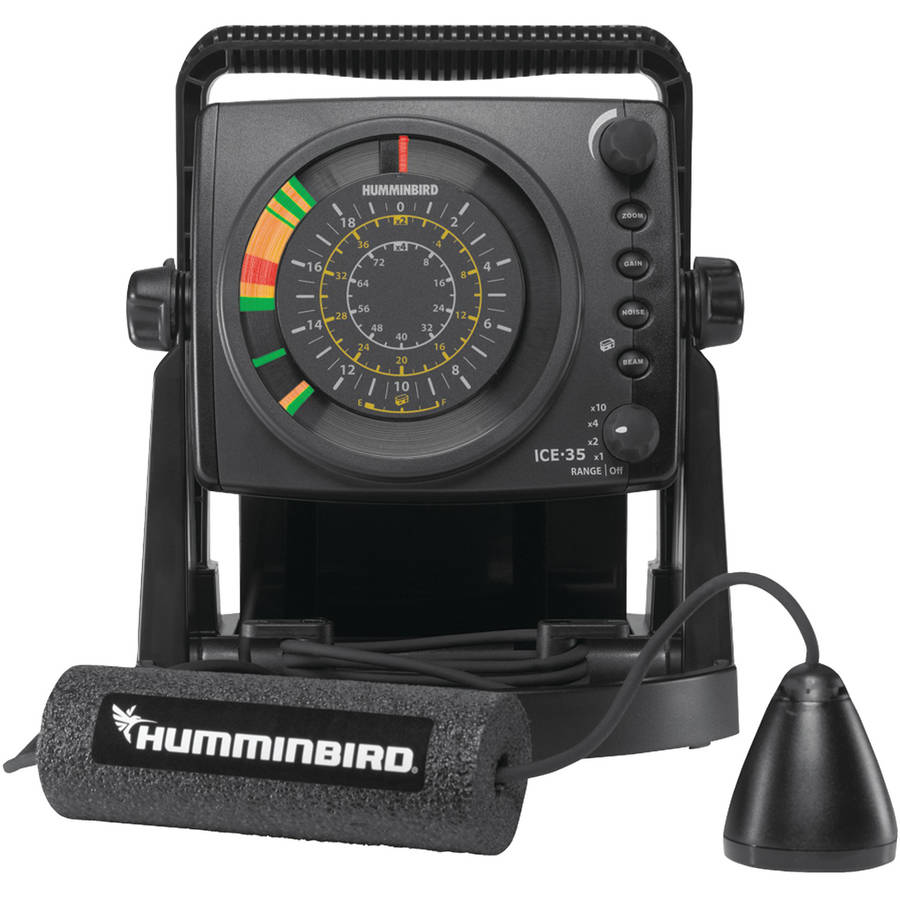 Humminbird 407020-1 Ice 35 Fishing Flasher by Ice Fishing Supplies