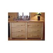 6-Drawer Large Dresser