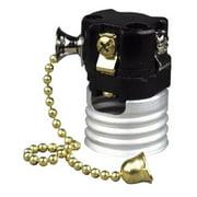 8002MCC10 Light Socket, Pull-Chain, 250-Watt - Quantity 1