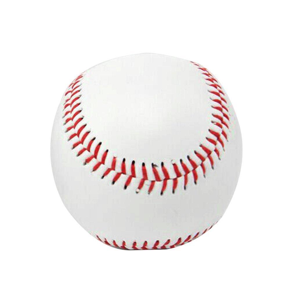 Soft Safety Kids 9# Sports PVC Upper Rubber Inner Baseball Balls For Training by