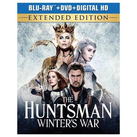 The Huntsman  Winters War  Blu Ray   Dvd   Digital Hd   With Instawatch