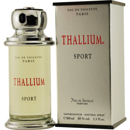 Thallium Sport Edt Spray 3.3 Oz (Limited Edition) By Jacques