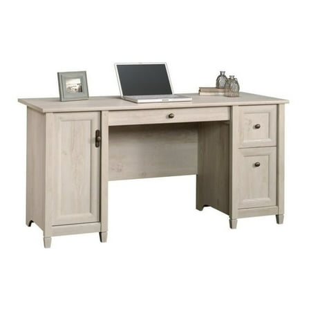 Scranton & Co Computer Desk in Chalked Chestnut - image 13 de 13