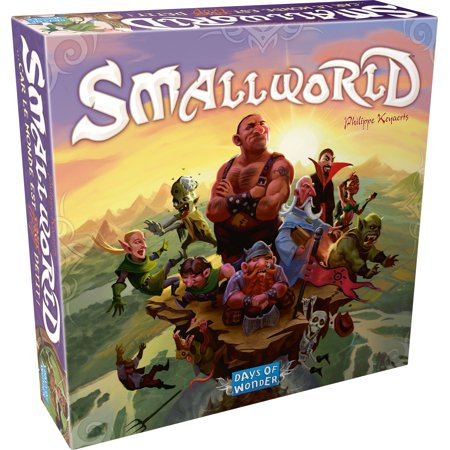 Small World Strategy Board Game](Halloween Small Group Games)