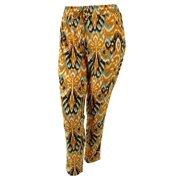 INC International Concepts Women's Elastic Drawstring Pants