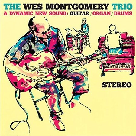 Dynamic New Sound + 2 (Vinyl) (Wes Montgomery Trio)