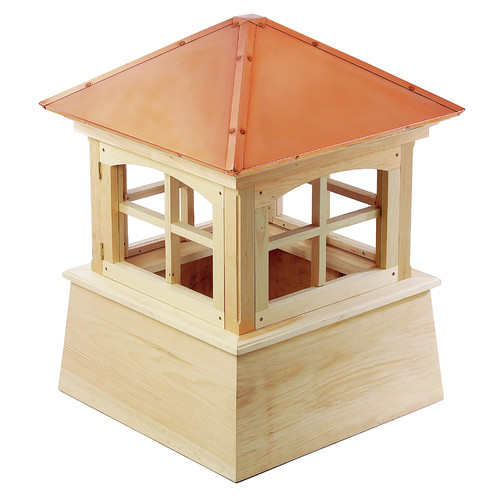 Good Directions 212 Huntington Wood Cupola 84-in W 119-in H