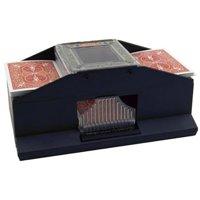 Card Shuffler For One Or 2 Decks